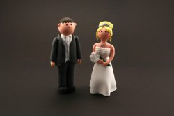 Wedding cake topper uk