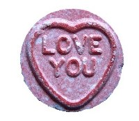 Love heart sweet (before)